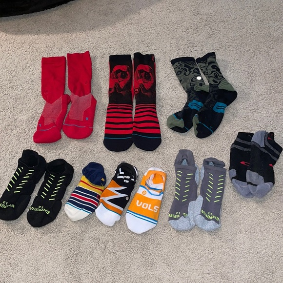Bundle of Stance socks and others L